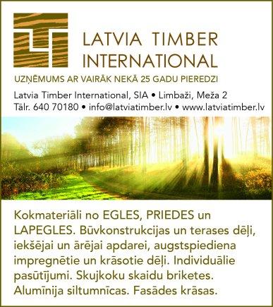 """""""Latvia Timber International"""", SIA reklāma Rīgas domes amatpersonu un politiķu kontaktinformācijas katalogā"""