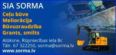 """""""Sorma"""", SIA reklāma Rīgas domes amatpersonu un politiķu kontaktinformācijas katalogā"""