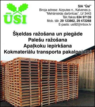 """""""Ūsi"""", SIA reklāma Rīgas domes amatpersonu un politiķu kontaktinformācijas katalogā"""