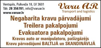 """""""Varu AR"""", SIA reklāma Rīgas domes amatpersonu un politiķu kontaktinformācijas katalogā"""