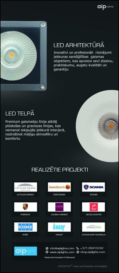 """""""AIPLights"""", SIA reklāma Saeimas un Valdības amatpersonu un politiķu kontaktinformācijas katalogā"""