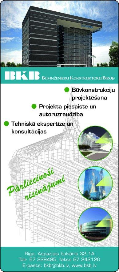 """""""Būvinženieru konstruktoru birojs"""", SIA reklāma Saeimas un Valdības amatpersonu un politiķu kontaktinformācijas katalogā"""