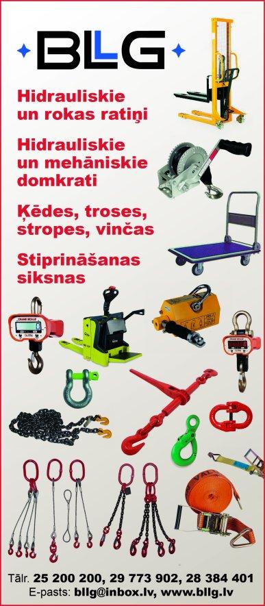 """""""BLLG"""", SIA reklāma Saeimas un Valdības amatpersonu un politiķu kontaktinformācijas katalogā"""