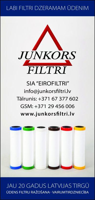 """""""Eirofiltri"""", SIA reklāma Saeimas un Valdības amatpersonu un politiķu kontaktinformācijas katalogā"""