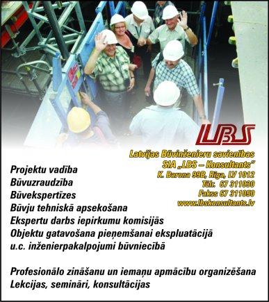 """""""LBS-Konsultants"""", SIA reklāma Saeimas un Valdības amatpersonu un politiķu kontaktinformācijas katalogā"""