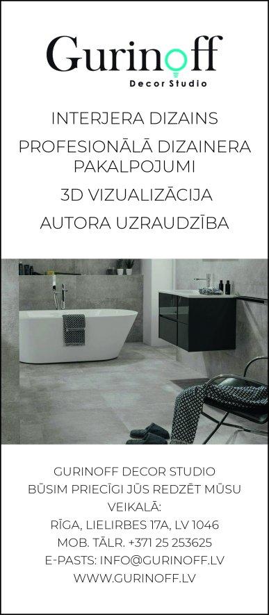 """""""Gurinoff"""", SIA reklāma Saeimas un Valdības amatpersonu un politiķu kontaktinformācijas katalogā"""