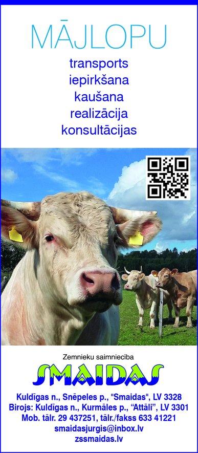 """""""Smaidas"""", ZS reklāma Saeimas un Valdības amatpersonu un politiķu kontaktinformācijas katalogā"""